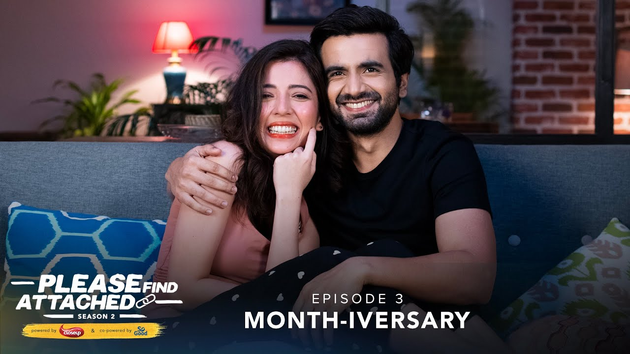 Download Dice Media | Please Find Attached | Web Series | S02E03 - Month-iversary ft Barkha Singh & Ayush