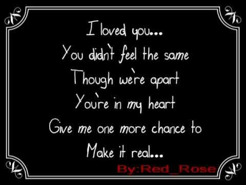 The Jets - Make it real (Lyrics)