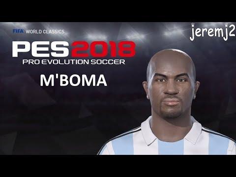 M'BOMA face edit