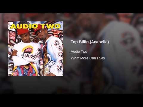Top Billin (Acapella)