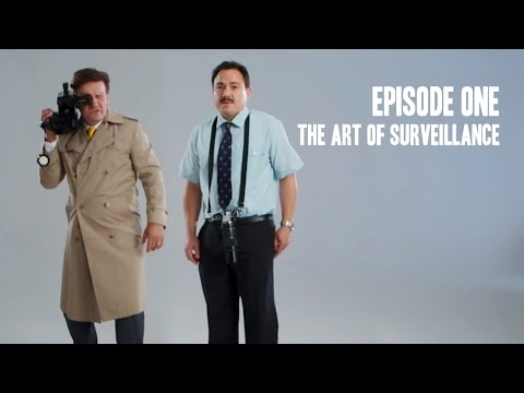 Secret Intelligence Agency Training Ep01-  The Art Of Surveillance