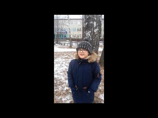Изображение предпросмотра прочтения – ЕгорБолотов читает произведение «Весенние воды (Еще вполях белеет снег…)» Ф.И.Тютчева