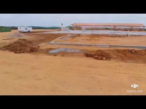 SEMA Equipment | Grand Meadow Project: Flight 10