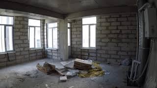 Квартира в Адлере, район Голубые дали, угловая, планируется в двушку, газ, ипотека Сбербанка,