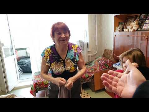 Марина выкидывает мамины вещи Разборки