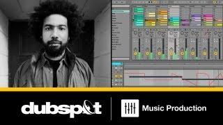 Ableton Live 9 Tutorial w/ Thavius Beck: Session View Automation + Drum Arpeggiator