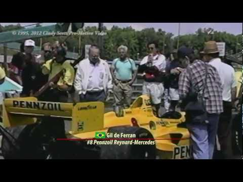 "1995 CART ""IndyCar"" Test Day At Mid-Ohio Sports Car Course (Hi-Def)"
