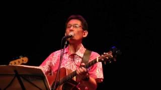 2015年8月23日 應典院にて ボーカル・ギター:門谷充男 コーラス:石丸秀...