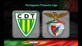 Tondela vs Benfica Live Streaming Commentary 18-12-2017