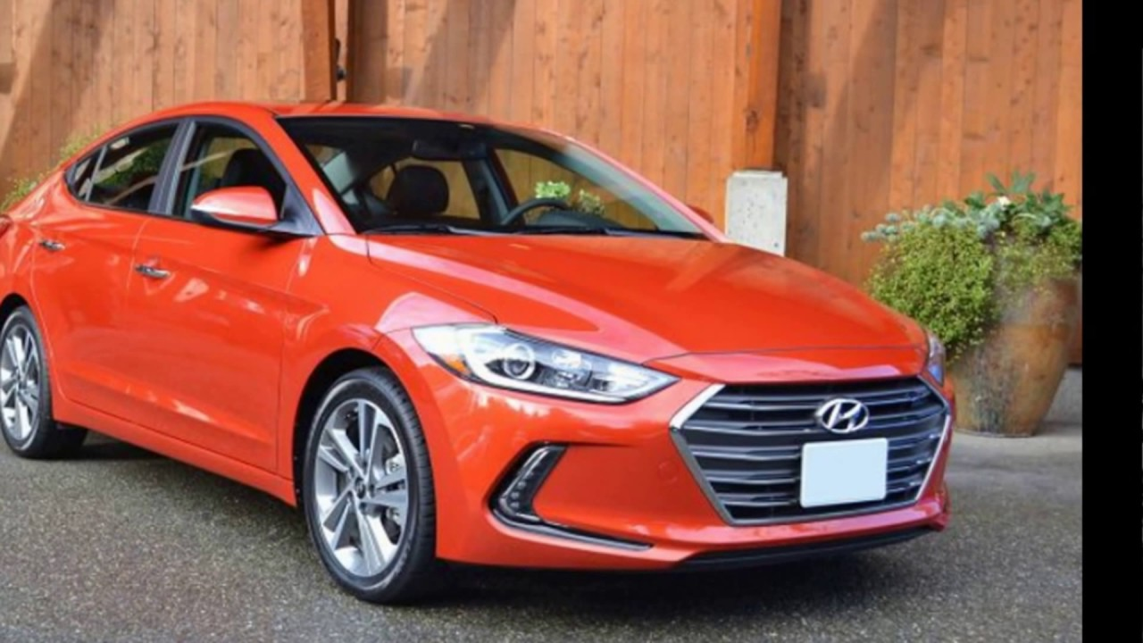 The New 2018 Hyundai Accent Hatchback