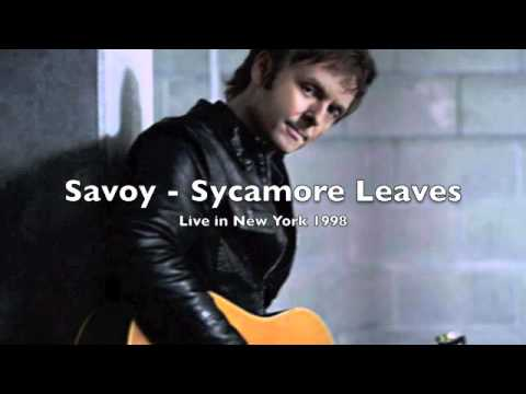 Savoy - Sycamore Leaves (Live in New York 1998)