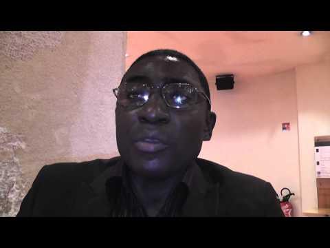 Interview  exclusive de Junior Zogo l'agresseur verbal de Paul Biya à l'hôtel  Meurice à Paris