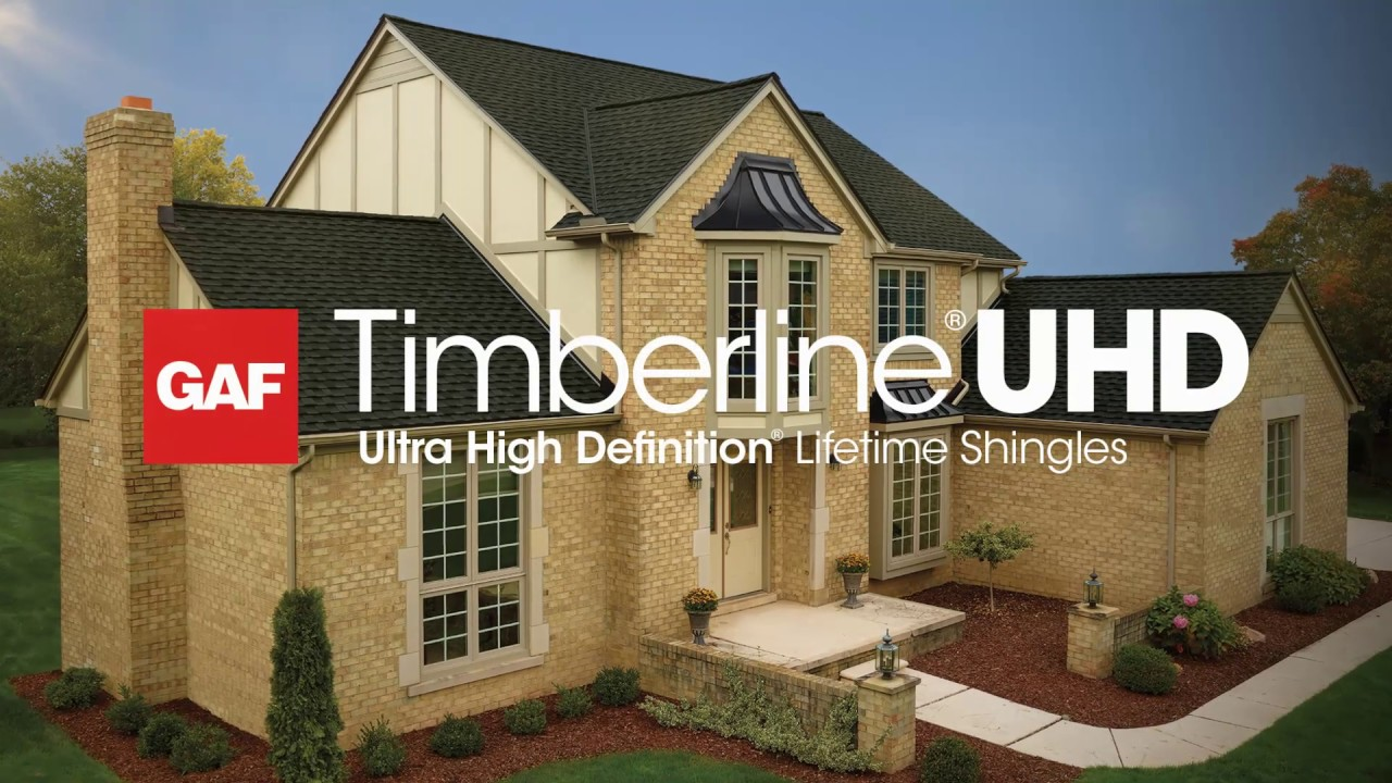 Timberline Ultra High Definition Lifetime Shingles With