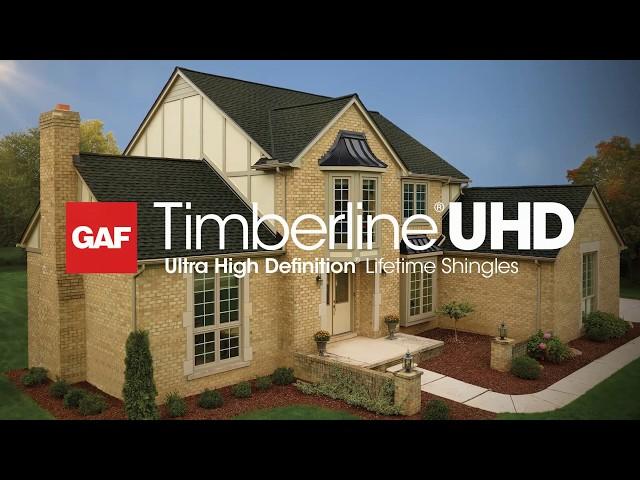 GAF | Timberline® UHD with Dual Shadow Line