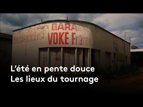 L'été en pente douce : Les lieux du tournage 31 ans après