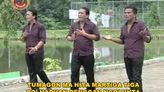 Trio Santana Parsumbul Parsidikalang