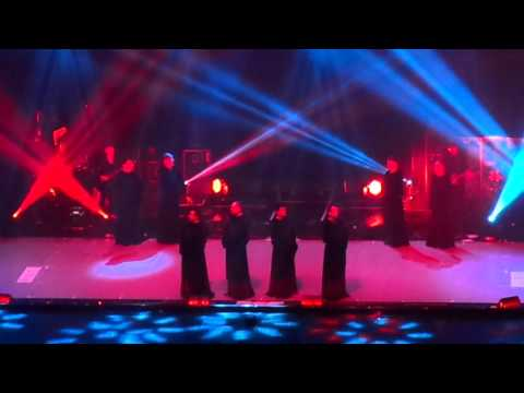 Gregorian Moscow 10 03 2016 Born to feel alive