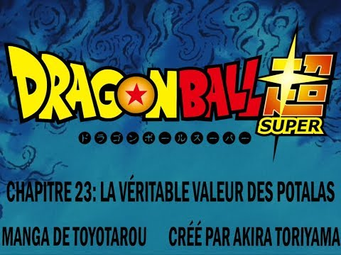 Dragon Ball Super Chapter 23 Full - Animated Scans + OST SFX DBZ