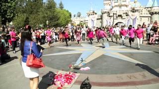 Video Best Proposal EVER! Disneyland Bollywood Bhangra Flashmob! download MP3, 3GP, MP4, WEBM, AVI, FLV Agustus 2018