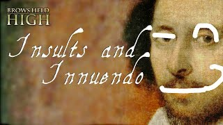 Shakespeare's Insults and Innuendo and Why They Matter - Shakespeare Month
