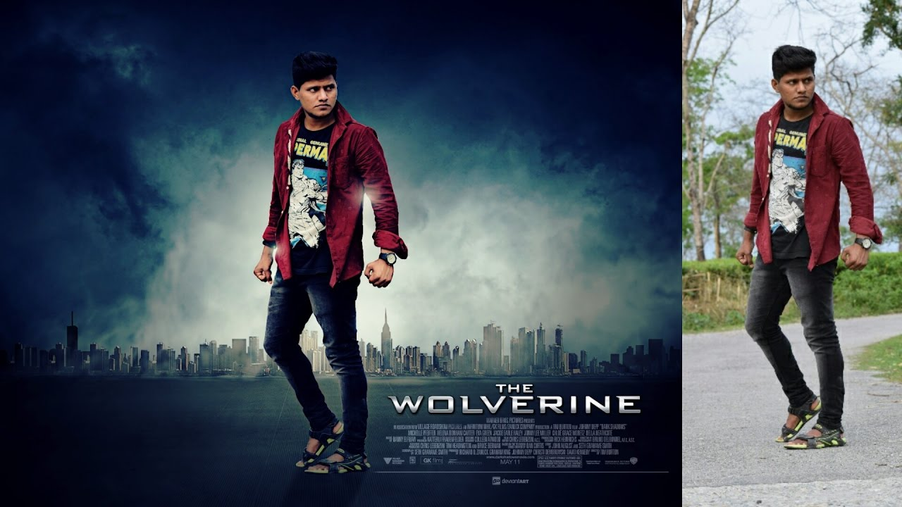 Picsart Creative Movie Poster Design Like Photoshop ...