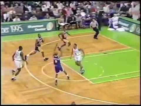 Jan 20 1995 The Final Lakers Celtics Game In The Old Boston