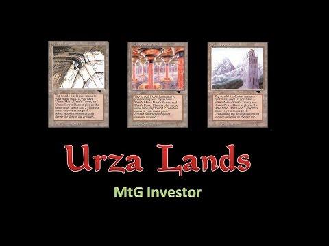 Urza Lands & Antiquities - Speculation Watch