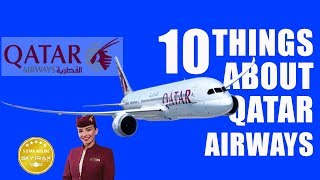 Top 10 Fascinating Facts About Qatar Airways I J-2018 I Jetline Marvel