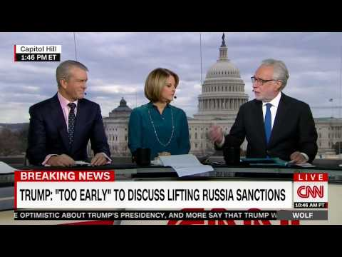 Wolf Blitzer & CNN Panel Discuss US Sanctions on Russia for Aggression in Crimea