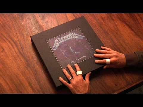 Metallica: Ride the Lightning (Deluxe Edition) Unboxing Video Thumbnail image