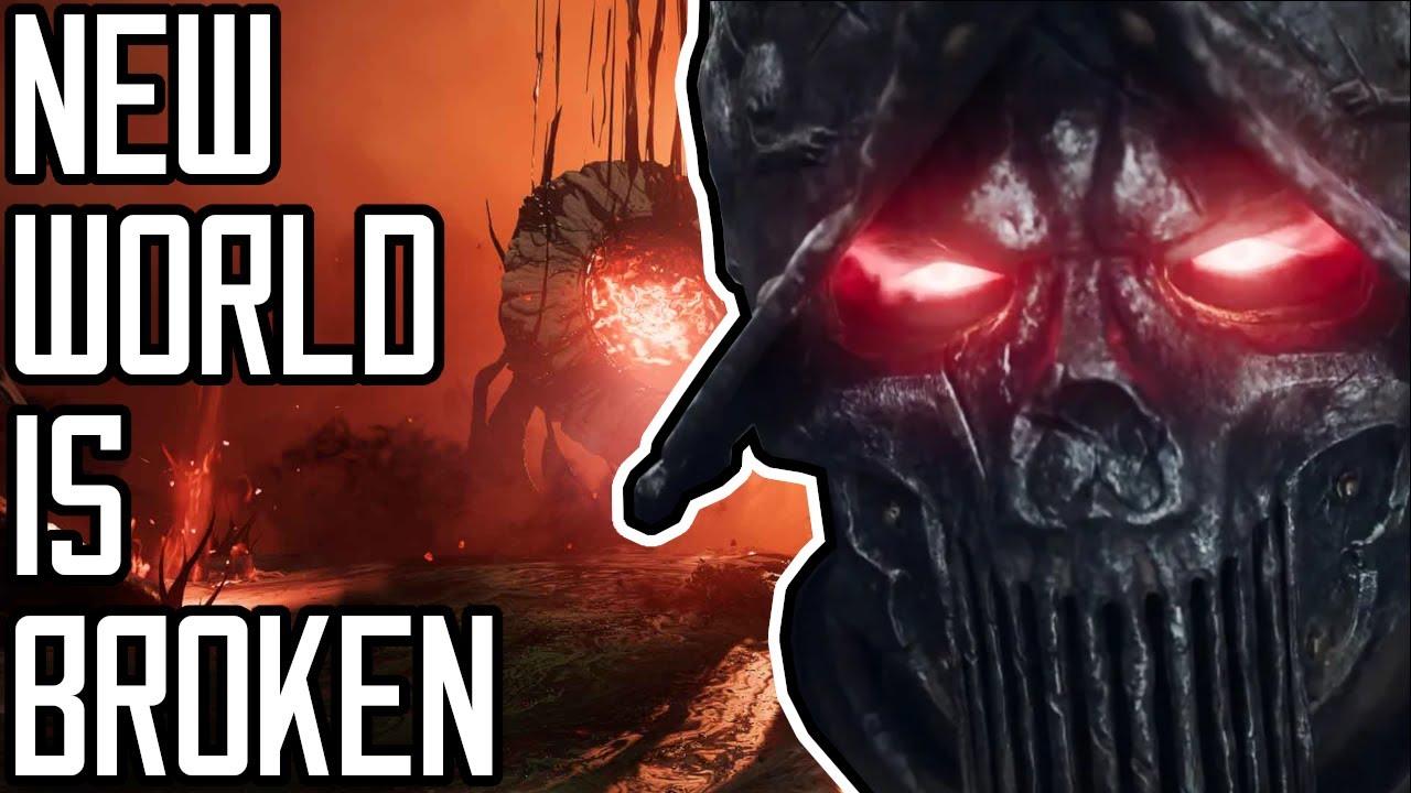 New World is Broken
