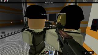 [Roblox] Containment breach scp vs security department
