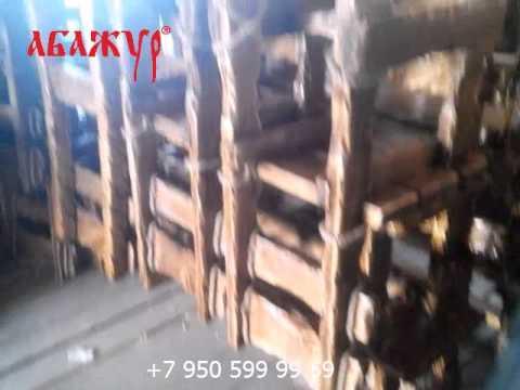Как делается мебель под старину   склад компании Абажур