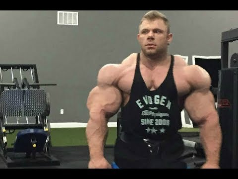 This healthy is the future Mr.Olympia – Justin Compton – Bodybuilding Motivation