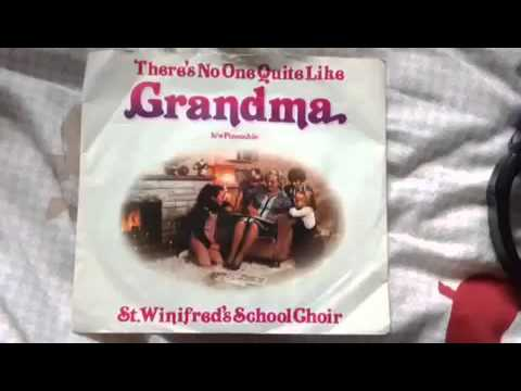 St Winifred's School Choir There's No One Quite Like Grandma