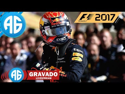 F1 2017 #97 GP DO ESTADOS UNIDOS (Português-BR) 5ª TEMPORADA