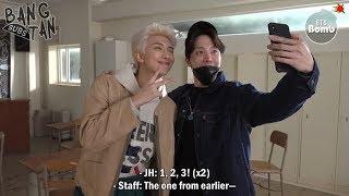 Gambar cover [ENG] 191231 [BANGTAN BOMB] Where is BTS going? (Hint: RM's comeback trailer) – BTS (방탄소년단)