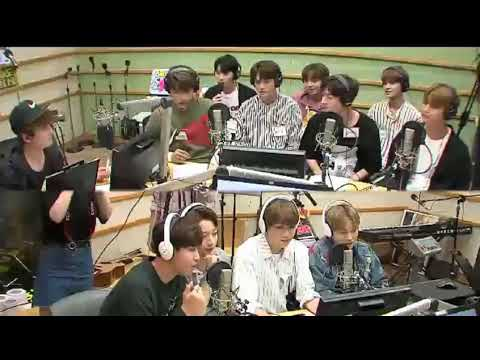 Wannaone Park Woojin Sing Minhyun Part On Energetic