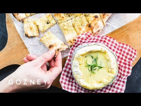 Camembert & Pizza Sticks | Roccbox Recipes | Gozney