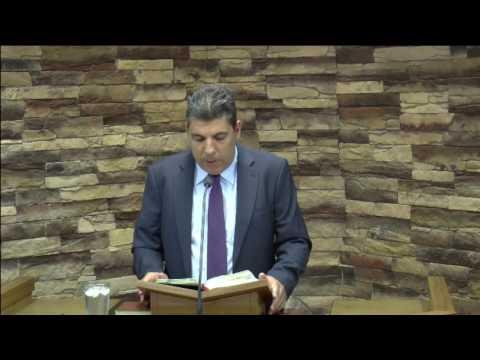 21.08.16 Ι Δικαίος Κ. Ι Προς Ρωμαίους η΄ 26-39 Ι Να είμαστε ένα με τον Ιησού
