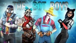 Fortnite || The Bot Boys || #1 Hit Album