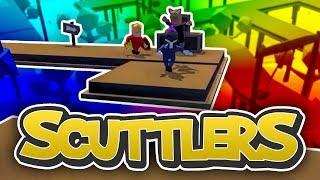 CRAZIEST PLATFORM RACER! - SCUTTLERS