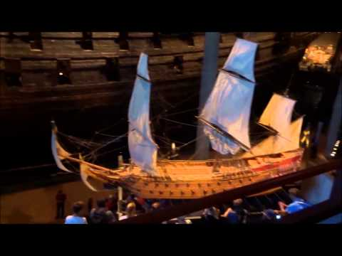 Stockholm Sweden | The Vasa Viking Ship Museum | Second Day In Stockholm