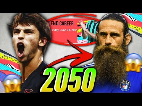 I SIMULATED TO 2050 IN FIFA 20 CAREER MODE and this happened... FIFA 20 Experiment