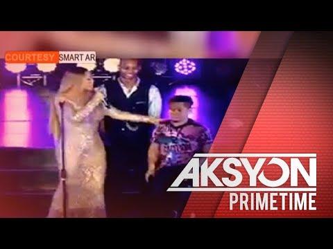 Mariah Carey, ibinirit ang kanyang hits sa one-night-only concert sa Smart Araneta Coliseum