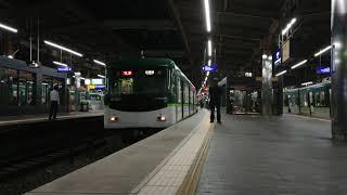 6005F 特急淀屋橋 枚方市駅3番線 B1701A