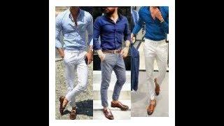Classic men's clothing أفكار لتنسيق ملابس رجالية كلاسيكية في قمة الروعة والأناقة 2018