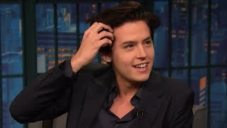 Cole Sprouse Talks SCARY Riverdale Audition & Reads Creepy Poem