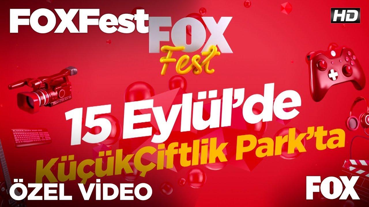 FOXFest, 15 Eylül'de Küçükçiftlik Park'ta!