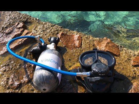 mini-scuba-tank-/-mini-bouteille-de-plongee-/-mini-tauchflasche-/-mini-tanque-de-buceo-😃